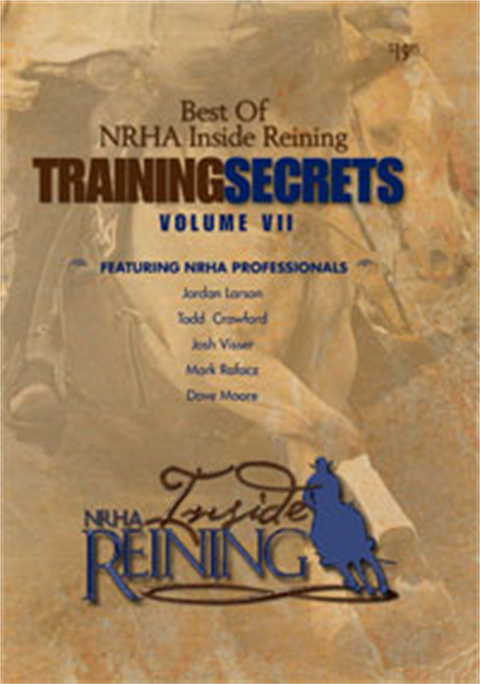 Training Secrets Volume VII DVD